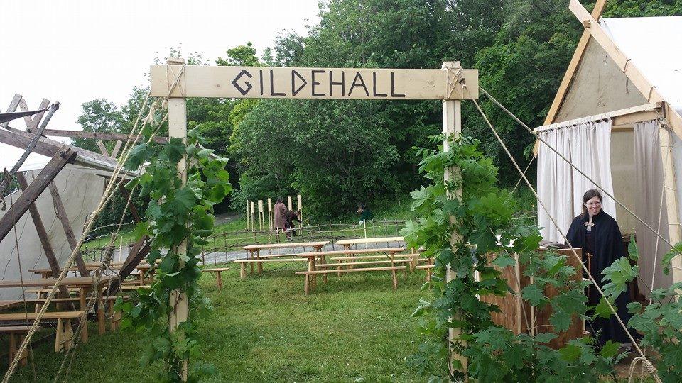 Gildehall!