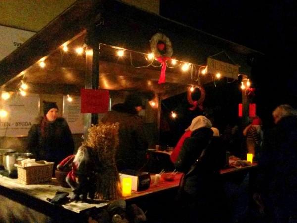 Jul på Sverresborg